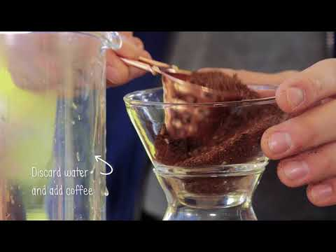 How to brew coffee with french press by tentera coffee roasters