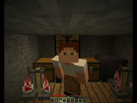 How to make healing potions (instant health 2) (minecraft)