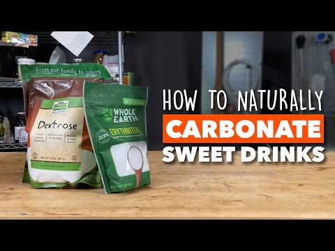 How to carbonate and sweeten your mead, cider, beer, and wine