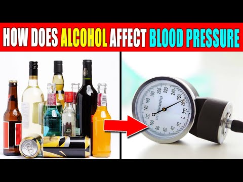 Top ways how alcohol affects blood pressure you never knew about.