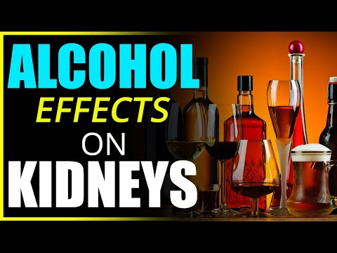 Alcohol effects on kidneys | ayurvedic kidney care in india