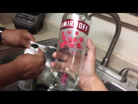 How to bring alcohol on a cruise (wine bottle edition)