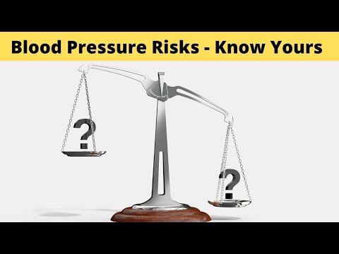 Blood pressure risks: do you know what the risks are of high blood pressure?