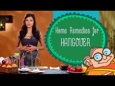 How to cure a hangover quickly - natural hangover remedies - alcohol drinking - headache & nausea