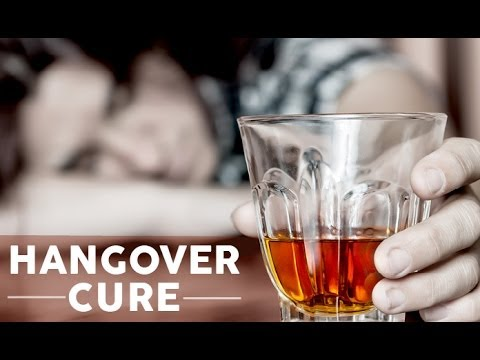 The perfect hangover cure