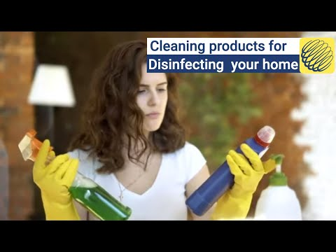 Cleaning products that you should be using to kill coronavirus