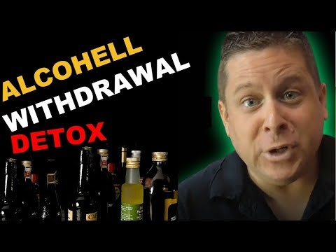 Alcohol withdrawal stages - what does it feel like?