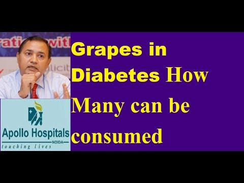 Grapes for diabetes | is grape good for diabetes | black grape for diabetes increases glucose or not