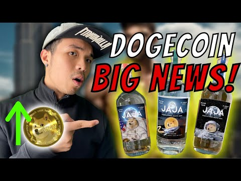 Dogecoin price jump ! after entering fitness & alcohol industry - road to $1 episode 15
