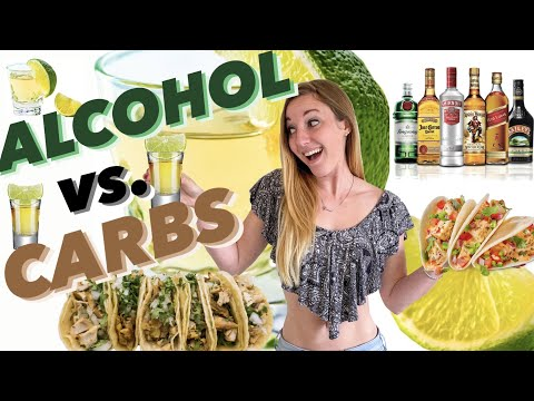 How drinking alcohol vs. eating carbs impacts weight loss | keto alcohol on weight loss & ketosis