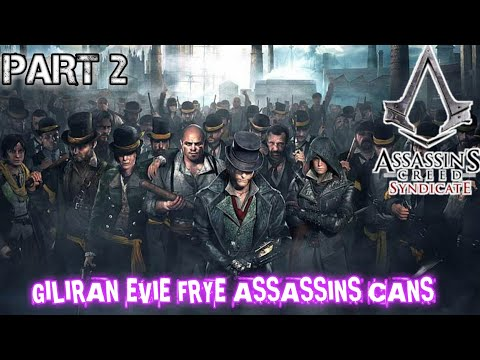 Assassin's creed syndicate walkthrough gameplay part 2 - evie assassinated brewster (ac syndicate)