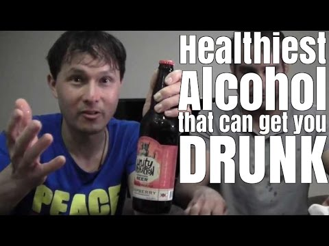 Healthiest raw alcohol that can get you drunk: kombucha beer