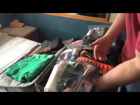 How to smuggle alcohol on a cruise