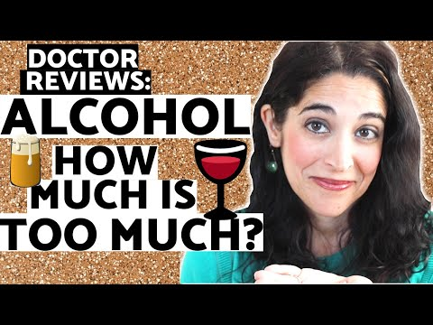 How much alcohol can i drink? (at what point is alcohol harmful to your body?!)