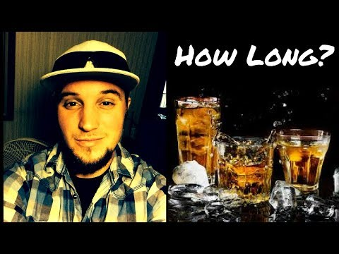 How long does alcohol stay in your system? (truth)