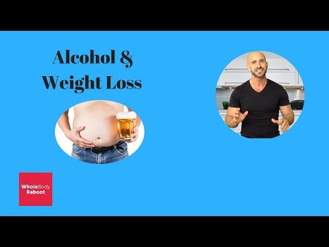 How to lose weight without giving up alcohol