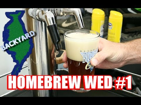 Home brew wed #1- how did the first brew turn out?