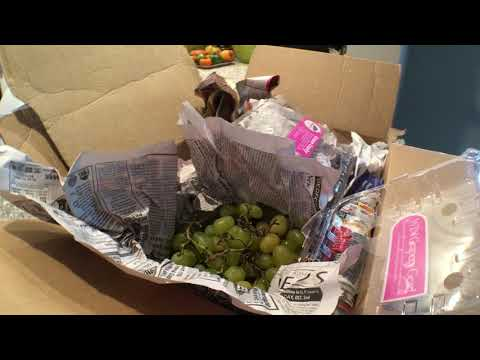 Cotton candy grapes: these are incredible