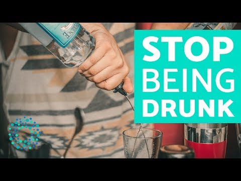 Tricks to sober up and stop being drunk