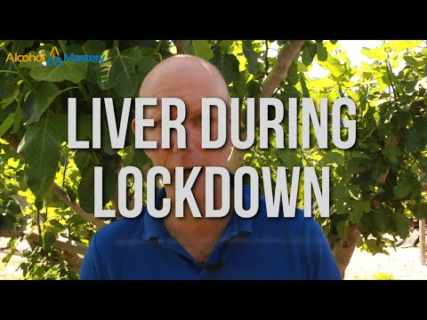 Ten surprising signs your liver could do with a break from alcohol during lockdown
