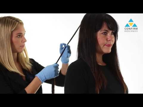 How to use our hairconfirm hair follicle drug testing kit