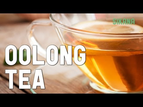 Learn how to brew tea properly: oolong tea