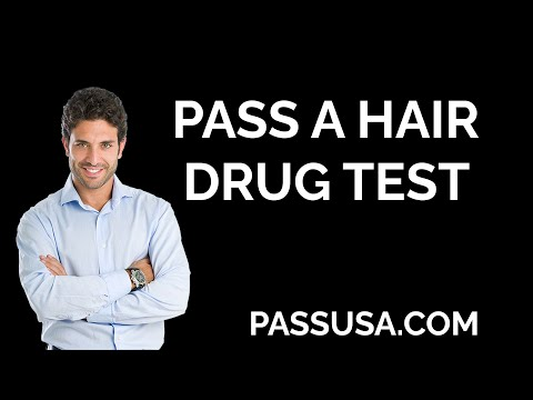 How to pass a hair follicle drug test in 2021 - passusa.com