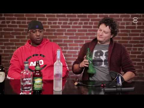 Smoking alcohol can get you drunk | is it true? | all def comedy