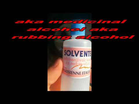 Isopropyl or rubbing alcohol is best to remove sap from a car