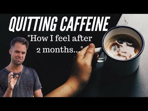 Quitting caffeine cold turkey - how i feel after 2 months