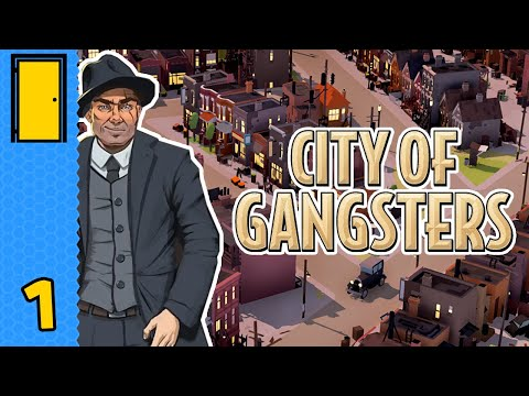 Don't blame it on the moonshine | city of gangsters - part 1 - alpha (gangster management sim)