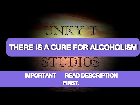 Is there a cure for alcoholism? (book)