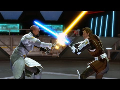 """Star wars: the old republic – knights of the fallen empire """"face your destiny"""" launch trailer"""