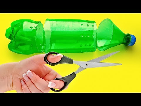 25 plastic bottle hacks that will blow your mind
