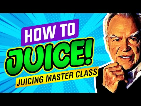 How to juice grapes