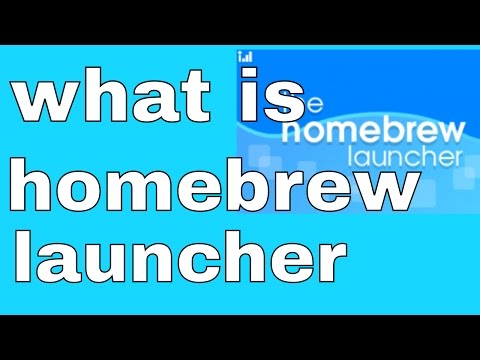 What is homebrew on the 3ds? homebrew launcher explained!