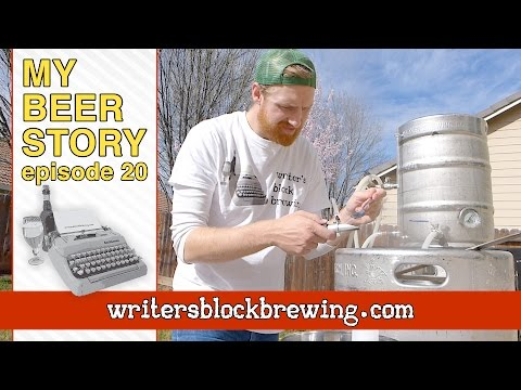 Zombie dust clone home brew - my beer story #20