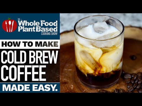 How to make cold brew coffee at home » easy method can $ave you money