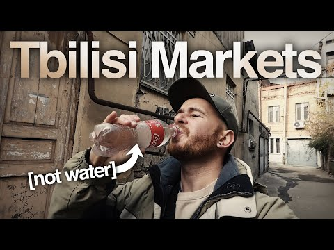 Home-made vodka & the streets of tbilisi