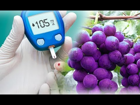 Are grapes bad for diabetics