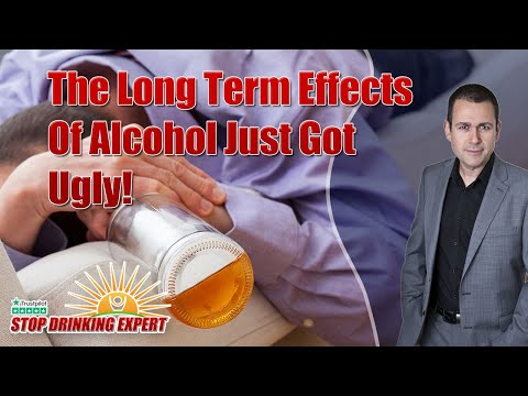 The long term effects of alcohol just got ugly   stop drinking expert