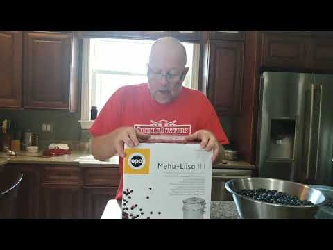 How to juice concord grapes using mehu-liisa juicer/steamer // review