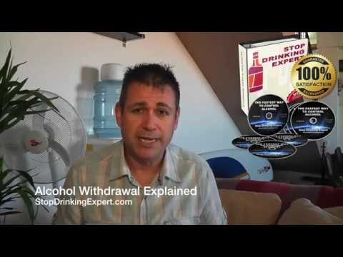 What is alcohol withdrawal symptoms? stop drinking expert