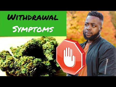 Quit smoking marijuana: 3 more things you must do to stop weed withdrawal symptoms (immediately)