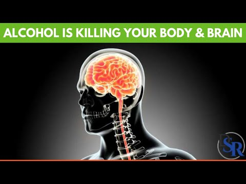 🍺 why alcohol is killing your body & brain, and how to reverse the damage! - by dr sam robbins
