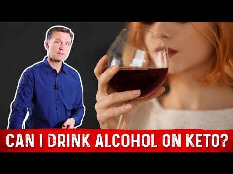 Can i drink alcohol on keto (ketogenic diet)? - dr.berg