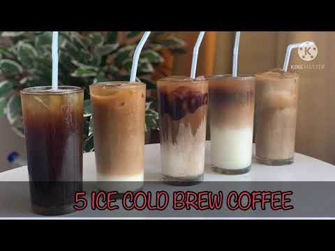 Tips/tricks for iced cold brew coffee using nescafe | cafe vlog | papa kape official