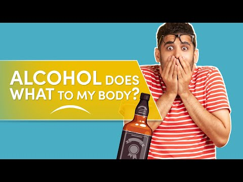 4 scary things alcohol can do to your body | effects of alcohol