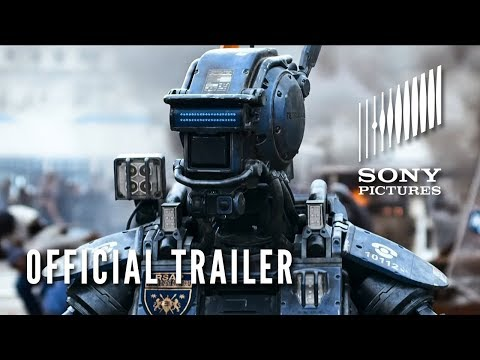 Chappie - official trailer (hd)