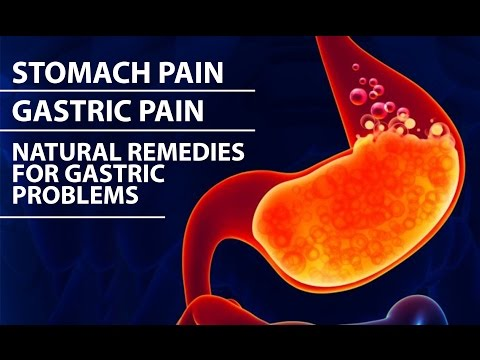 Stomach pain   gastric problems, abdominal pain   symptoms and home remedy